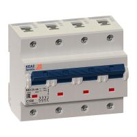 OptiDin BM125 Модульные автоматические выключатели на токи до 125А