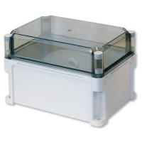 RAMbox - пластиковые корпуса IP67 из поликарбоната
