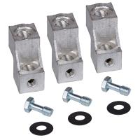 ВА04, ВА51 Комплекты зажимов для автоматических выключателей в литом корпусе