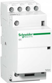 Модульный контактор для распределительного щита