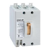 ВА21 Автоматические выключатели в литом корпусе на токи от 0,6А до 100А