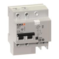 АД Автоматические выключатели дифференциального тока на токи до 63А