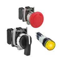 Кнопки, переключатели и сигнальные лампы