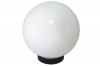 Садово-парковые светильники - серии НТУ (шар)