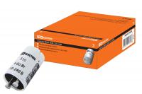 Комплектующие для люминесцентных ламп Т5, Т8 - стартеры