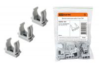Аксессуары для труб из ПВХ - упаковка для розничных продаж - цвет серый
