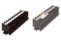 Блоки зажимов БЗН - блоки зажимов на DIN-рейку