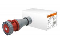 Промышленные разъемы - розетки кабельные IP67