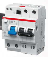 Автоматический выключатель дифференциального тока 4мод. DS202 A-B32/0,03