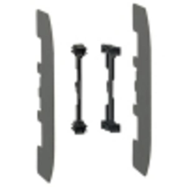 Набор разделительных перегородок и аксессуаров для объединения - размер 0 - количество перегородок 2