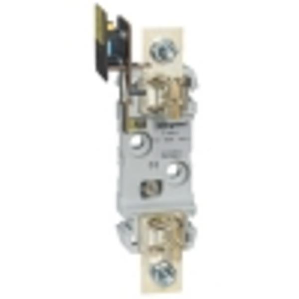 Цоколь для плавких предохранителей - размер 2 - 400 - 1P с микро выключателем