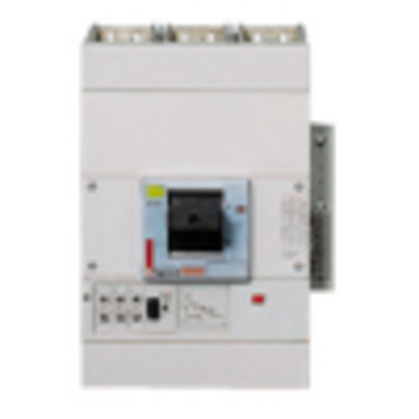 Автоматический выключатель DPX-H 1600 - с электронным расцепителем S2 - 50 кА - 3P - 630 A
