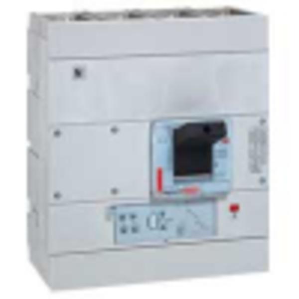 Автоматический выключатель DPX-H 1600 - с электронным расцепителем S2 - 50 кА - 4P - 1250 A