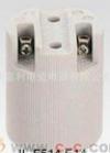 Патрон керамический с цоколем Е14
