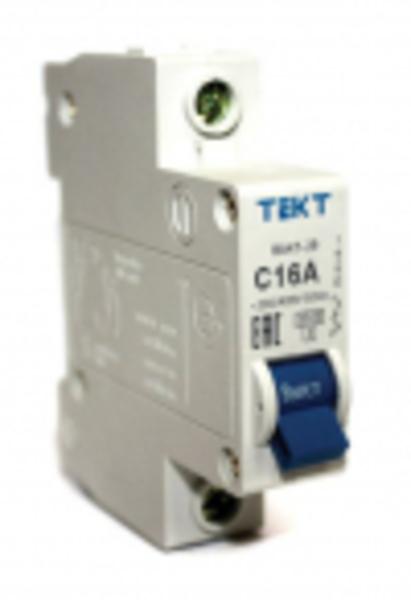 Автоматический выключатель ВА47-29 1P 3A  4,5 kA х-ка D TEKT