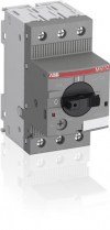 Автоматический выключатель для защиты трансф. MS132-2.5T 100кА с регулир. тепловой защитой 1.6A-2.5А Класс тепл. расцепит. 10