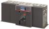 Выключатель автоматический стационарный E6.2H 5000 Ekip Dip LSI 4p FHR