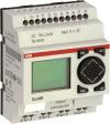 Контроллер программируемый модульный,=12В, 8I/4O-Реле, CL-LSR.C12DC1