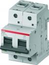 Автоматический выключатель 2-полюсный S802N B10