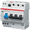 Автоматический выключатель дифференциального тока 5мод. DS203 M A-C25/0,03