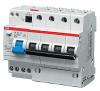 Автоматический выключатель дифференциального тока 8мод. DS204 A-C63/0,03