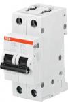 Автоматический выключатель 2-полюсной S202M K32