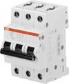 Автоматический выключатель 3-полюсной S203 C16