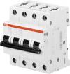 Автоматический выключатель 4-полюсной S204 C63