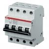 Автоматический выключатель 4P S204 C63