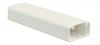 Кабель-канал 90х50 мм, с перегородкой, боковой и фронтальной крышками