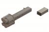 Питающий элемент + заглушка, тип 2, Al, 4P, 25A