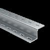 Z-образный профиль 50х50х50, L3000, толщ.2,5 мм