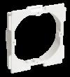 Суппорт для электроустановочных изделий для кабель-каналов 100х40 100х60 IEK