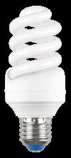 Лампа спираль КЭЛP-FS Е27 20Вт 6500К IEK-eco