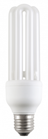 Лампа энергосберегающая КЭЛ-3U Е27 9Вт 4200К Т3 ИЭК