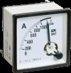 Амперметр Э47 10А кл. точн. 1,5 96х96мм