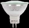 Лампа светодиодная MR16 софит 6 Вт 500 Лм 230 В 4000 К GU5.3 IEK