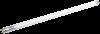Лампа светодиодная ECO T8 линейная 10Вт 230В 6500К G13 IEK