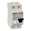 Автоматический выключатель дифференциального тока АВДТ с защитой от сверхтоков АВДТ32-23C40-A-УХЛ4-КЭАЗ (2P, C40, 100mA)