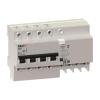 Автоматический выключатель дифференциального тока АВДТ с защитой от сверхтоков АД14-44C63-АC-УХЛ4-КЭАЗ (4P, C63, 300mA)