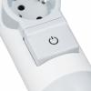 Удлинитель 4X2К+З без кабеля комф
