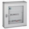 Распределительный шкаф с пластиковым корпусом XL³ 160 - для модульного оборудования - 2 рейки - 450x575x147