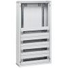 Распределительный шкаф с пластиковым корпусом XL³ 160 - для мод. оборудования с дополнительным пространством - 4 рейки