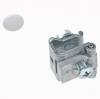Комплект из 2 шарниров XL³ 800/4000 - закрепляется винтами на лицевых панелях с помощью винтов