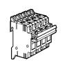 Выключатель-разъединитель SP 38 - 3П+нейтраль - 4 модуля - для промышленных предохранителей 10х38