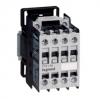 Контактор CTX-1 - 18 А - винтовые зажимы - встроенный вспомогательный контакт 1 Н.О. - 110 В~ - типоразмер 1