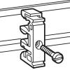 Адаптер для монтажа на рейке EN 60715 - под винт М4