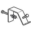 Кронштейн для установки клеммных блоков Viking 3 - монтаж на профильные стойки - угол 45°