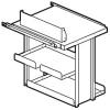 Выдвижная рама - для щита PC - для принтера 12 U