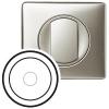 Лицевая панель - Программа Celiane - выключатели Кат. № 0 670 41/42 - стекло/металлик